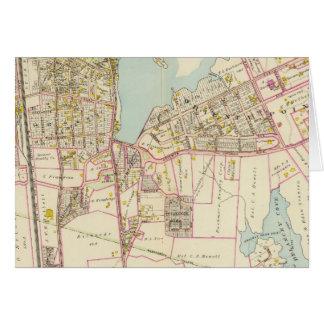Cartes Village de Mamaroneck, New York