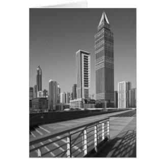 Cartes Ville des Emirats Arabes Unis, Dubaï, Dubaï