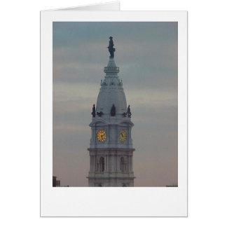 Cartes Ville hôtel de Philadelphie