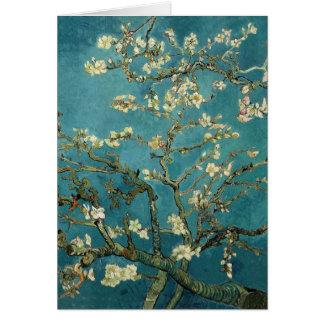 Cartes Vincent van Gogh - arbre d'amande de floraison