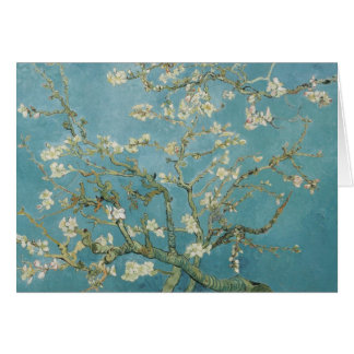 Cartes Vincent van Gogh, fleurs d'amande