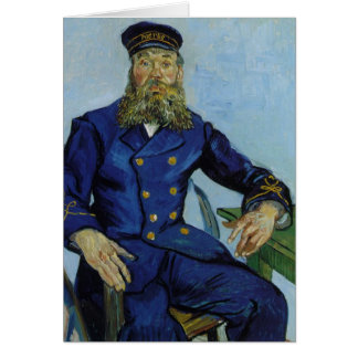 Cartes Vincent van Gogh le facteur Joseph Roulin