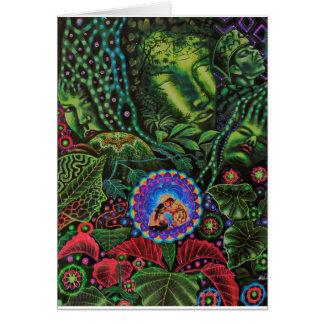 Cartes Vision d'Ayahuasca