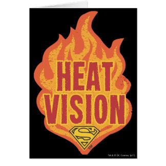 Cartes Vision de la chaleur