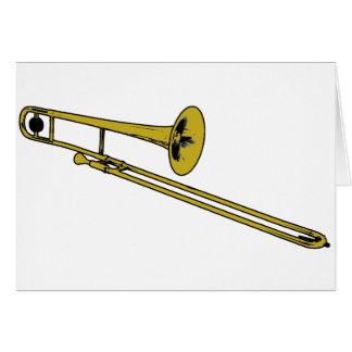 Cartes Vitesse de trombone