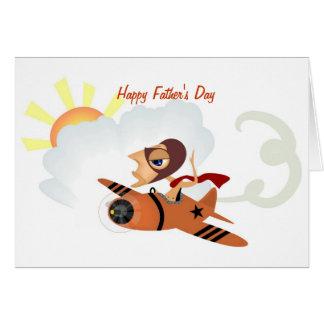 Cartes Vol de fête des pères