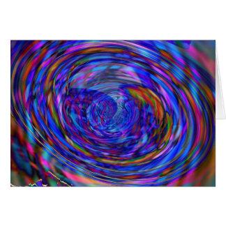 Cartes Vortex à l'intérieur d'un vortex