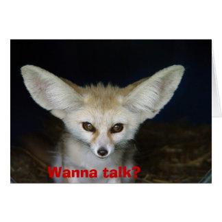 Cartes Voulez parler ?