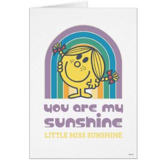 Cartes Vous êtes ma voûte de soleil