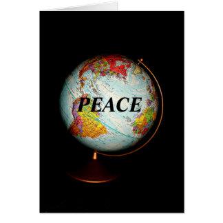 Cartes Vous souhaitant la paix sur terre ce Noël