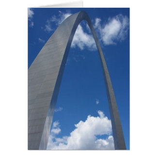 Cartes Voûte de passage, St Louis, Missouri
