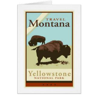 Cartes Voyage Montana