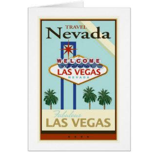 Cartes Voyage Nevada