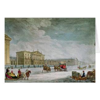 Cartes Vue de la banque impériale