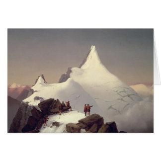 """Cartes Vue de la montagne de """"Grossglockner"""""""