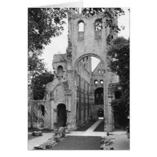 Cartes Vue de l'intérieur d'église, c.1052-67