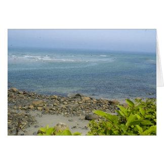 Cartes Vue de l'Océan Atlantique, Ogunquit, JE