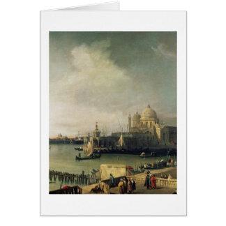 Cartes Vue de Venise