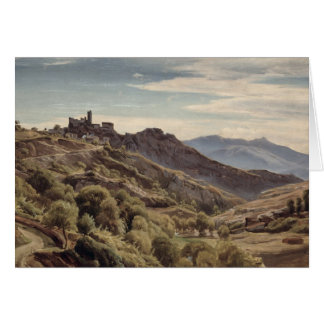 Cartes Vue d'Olevano