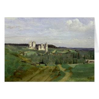 Cartes Vue du château de Pierrefonds, c.1840-45