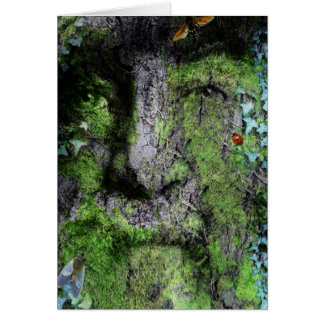 "Cartes ""Walt Whitman : L'homme vert """