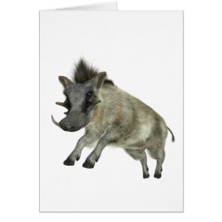 Cartes Warthog sautant vers la droite