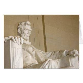 Cartes Washington, C.C, le Lincoln Memorial