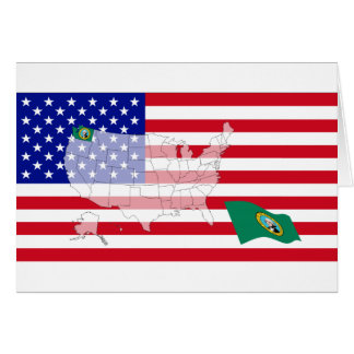 Cartes Washington, Etats-Unis