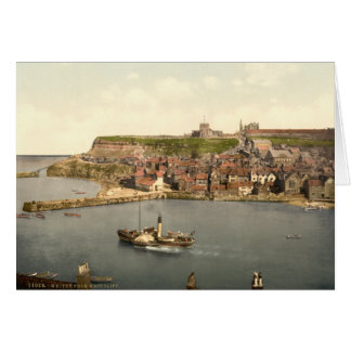 Cartes Whitby II, Yorkshire, Angleterre