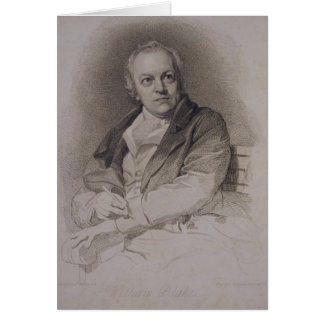 Cartes William Blake (1757-1827) gravé par Luigi Schiav