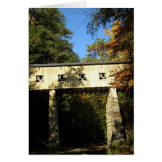 Cartes Windsor fraise le pont couvert le comté
