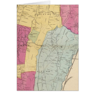Cartes Yonkers, ville