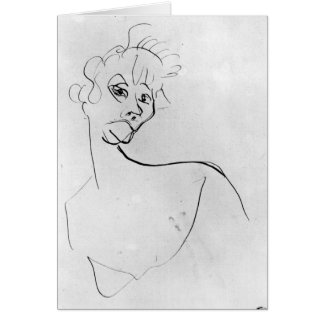Cartes Yvette Guilbert 1894