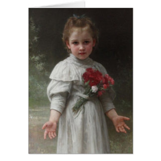 Cartes Yvonne - William-Adolphe Bouguereau