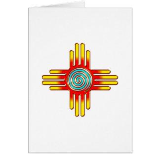 Cartes Zia Sun - Zia Pueblo - New Mexico