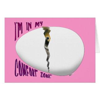 Cartes Zone de confort d'oeuf à couver
