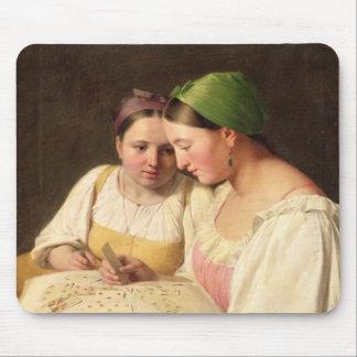 Cartomancie, 1842 tapis de souris