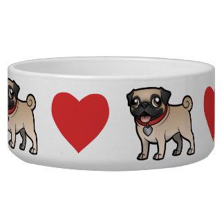 Cartoonize mon animal familier bols pour chien