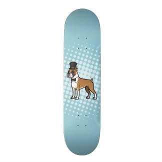 Cartoonize mon animal familier skateboard old school  21,6 cm