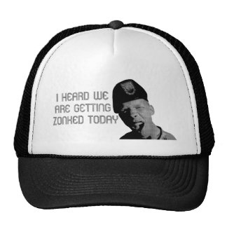Carvin_Zonked_TruckerCap Casquettes