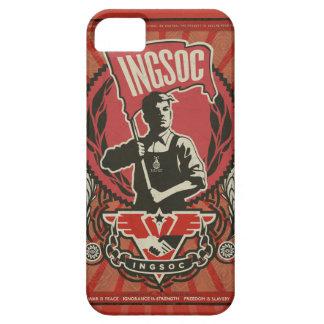 Cas 1984 de Coque-Compagnon d'Ingsoc Coques Case-Mate iPhone 5