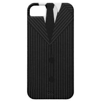 Cas 5S chic de l'iPhone 5 de costume et de cravate Coques Case-Mate iPhone 5