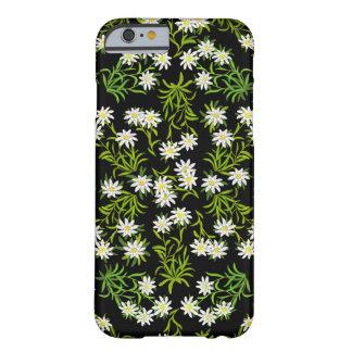 Cas alpin de l'iPhone 6 de fleurs d'edelweiss suis
