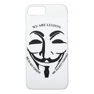 Cas anonyme d'Iphone 7 Coque iPhone 7