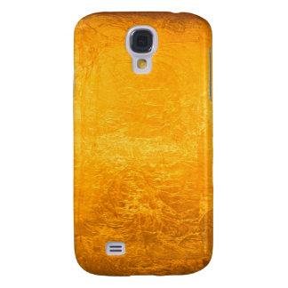 Cas brillant de l'iphone 3 d'or
