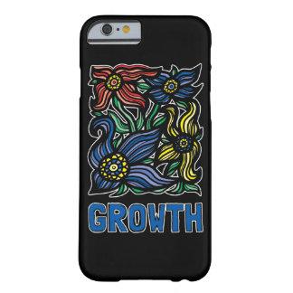 """Cas brillant de téléphone de """"croissance"""" coque barely there iPhone 6"""