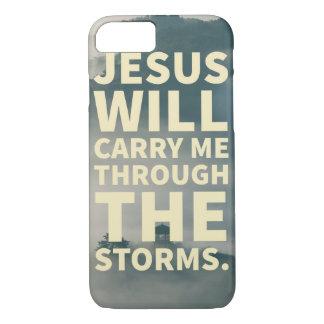 Cas chrétien de l'iPhone 7 de citation Coque iPhone 7