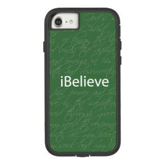 Cas chrétien de l'iPhone 7 - iBelieve Coque Case-Mate Tough Extreme iPhone 7