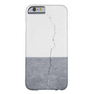 "cas ""concret"" de l'iphone 6 coque iPhone 6 barely there"