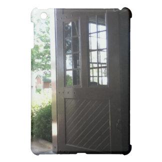 cas d ipad de porte ouverte mini étui iPad mini